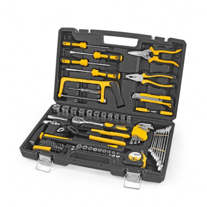 Mala ferramentas 79 peças